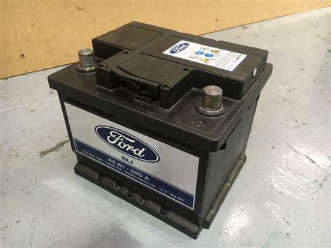 batterie ford focus genuine ford focus fusion car battery sli 43ah