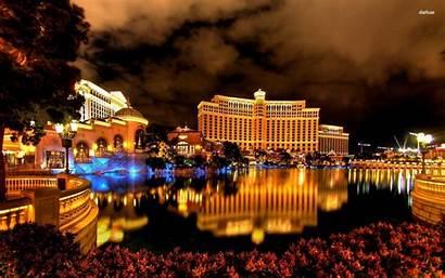 Vegas Las Background Wallpapers Night Sunset Definition