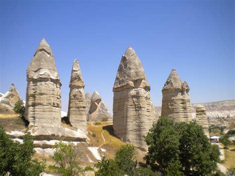 camini delle fate turchia cappadocia camini delle fate viaggi vacanze e turismo