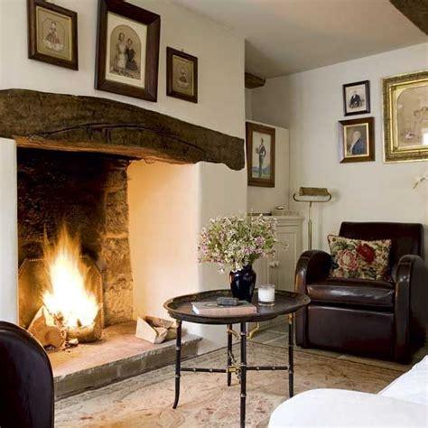 Open Fireplace Ideas  Home Design