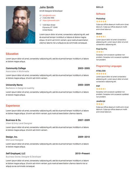 Resume Builder by Resume Builder Org