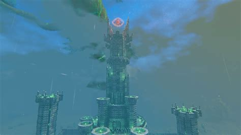 Valheim player builds Sauron's tower from Lord of the ...
