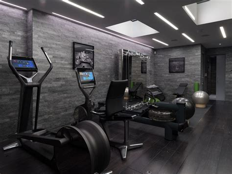 home gym installation from raw corporate health