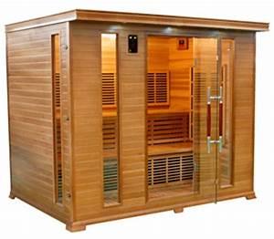 Sauna Hammam Prix : diff rence entre sauna infrarouge et sauna traditionnel ~ Premium-room.com Idées de Décoration
