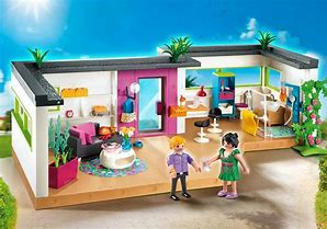 Images for maison moderne playmobil city life 5574 www.6hotcheapshop1.cf