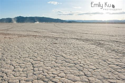 Dry Lake Bed Portrait Shoot  Las Vegas Wedding