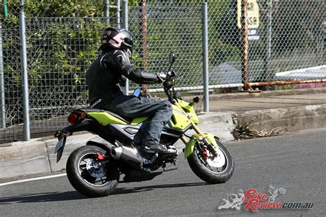 Honda Grom Motorcycle Review (msx 125)