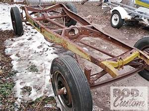 1932 Ford Chis Frame  1932  Wiring Diagram