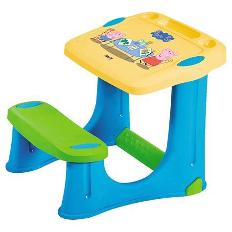 bureau bébé 2 ans bureau peppa pig smoby king jouet autres smoby f 234 tes