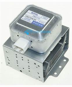 Magnetr U00f3n Microondas Sharp Qa1414