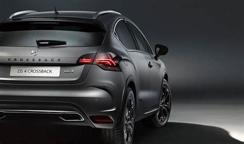 ds crossback moondust  limited edition crossovers