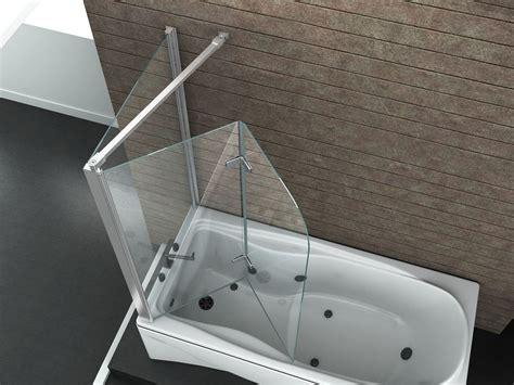 Duschabtrennung Badewanne Dachschräge by Eck Duschtrennwand Badewanne Wohn Design