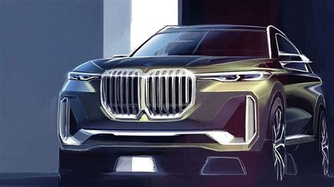 2020 Bmw Lineup by 2020 Bmw X8 Coupe Joins The Lineup Best New Suv