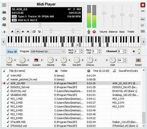 Midi Player - Free Download And Software Reviews