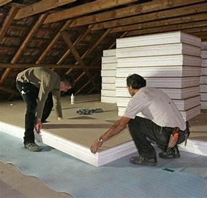 Spanplatten Für Fußboden : d mmung f r oberste geschossdecke dachboden was lohnt sich ~ Michelbontemps.com Haus und Dekorationen