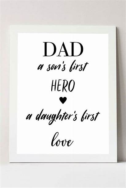 Printable Cards Fathers Husband Father Happy Gifts