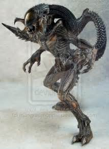 Alien Predator Hybrid
