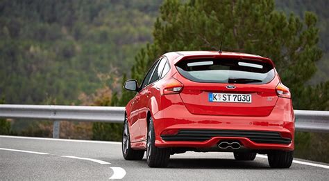 Ford Focus Diesel by Ford Focus St Diesel 2015 Review By Car Magazine