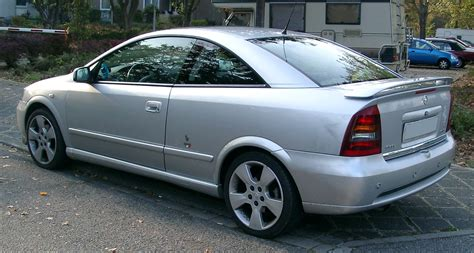 Opel Coupe by Opel Astra Coup 233 Technical Details History Photos On