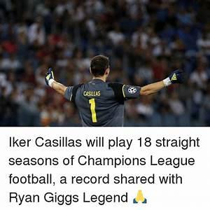 25+ Best Memes About Iker Casillas | Iker Casillas Memes