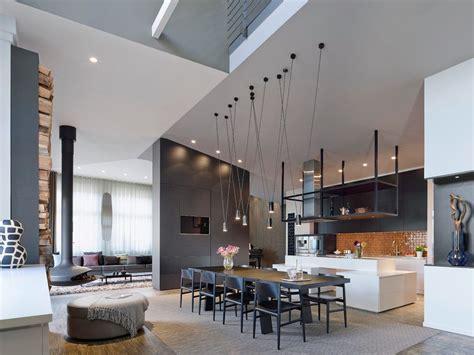 Hohe Decken Gestalten by Len Fr Hohe Decken Dining Room Contemporary With Weisse