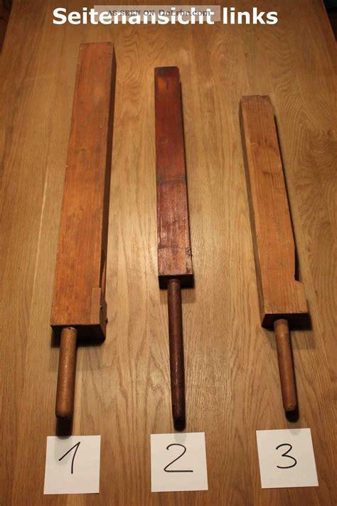 bücherregal aus holz 3 alte orgelpfeifen aus holz orgelpfeife antik orgel