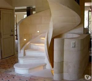 Escalier Colimaçon Pas Cher : escalier en colima on spiral ou h lico dal en pierre ~ Premium-room.com Idées de Décoration