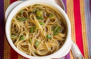Quick & Easy Chinese Noodle Soup Erren's Kitchen