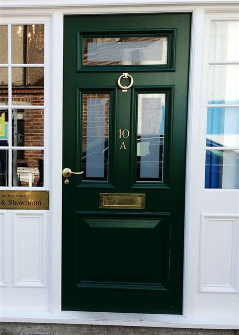 forest green front doors front door freak