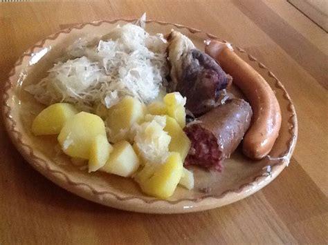 recette cuisine companion choucroute alsacienne edithm recette cuisine companion