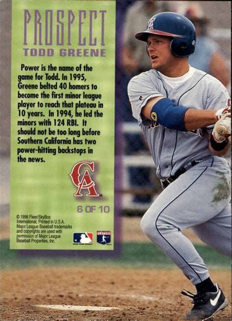 Check spelling or type a new query. 1996 Fleer Baseball Prospects Insert Cards (Pick Your Players) All $0.99 | eBay