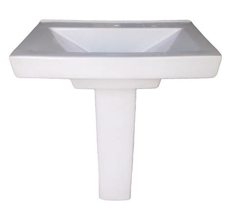 18 inch pedestal sink buy belmonte wash basin lcd 26 inch x 18 inch with