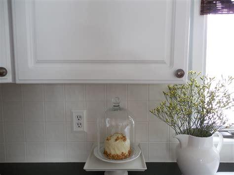 painted tiles for kitchen backsplash diy painting a ceramic tile backsplash