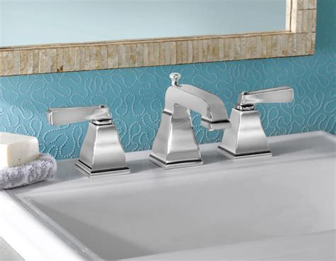 Town Square Widespread Bathroom Faucet