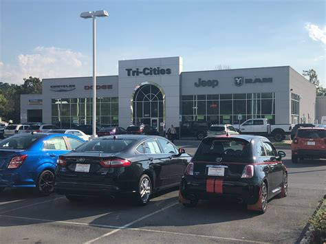 Kingsport Dodge by Tri Cities Chrysler Dodge Jeep Ram In Kingsport Tn 37660