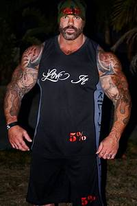 Daily Bodybuilding Motivation: Rich Piana: The Tatted One!