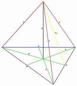 Seitenlänge Berechnen Dreieck : volumen berechnen sie das volumen der pyramide mit s 7 8 und h 7 1 mathelounge ~ Themetempest.com Abrechnung