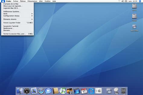 bureau apple les systèmes d 39 exploitation windows gnu linux mac os