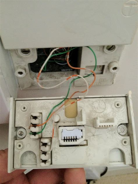 how to remove the ring wire from your master socket page 2