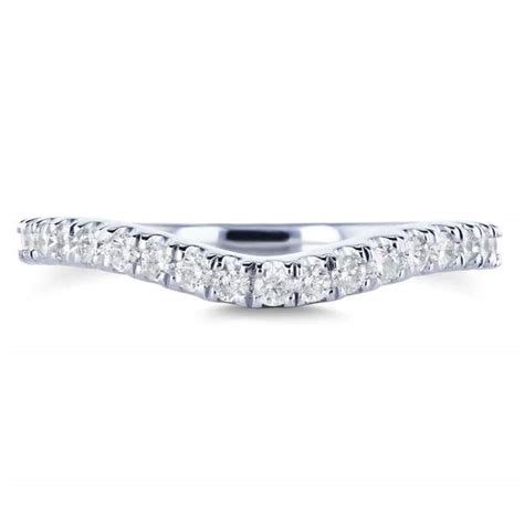 This coverage goes beyond most homeowner's policies and warranties to protect your jewelry against loss, theft, and. Round Moissanite and Diamond Halo Engagement Ring 3 5/8 CTW 14k White Gold - Kobelli