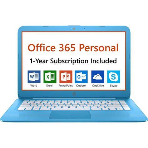Office 365 Best Buy by Best Buy Hp 14 Quot Laptop Intel Celeron 4gb 64gb Emmc