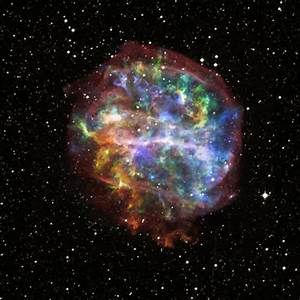 Science and Reason: Massive Star's Afterlife: A Supernova ...