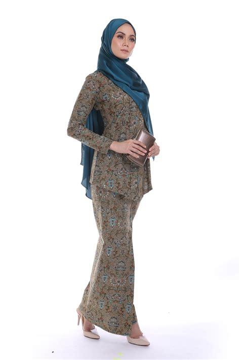 kara kebaya batik code kr28 habra fashion