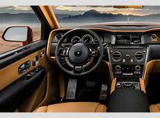 RollsRoyce Cullinan SUV Steering 2019 AUTOBICS