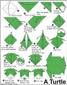 Printable Origami Instructions 1000 Images About Origami