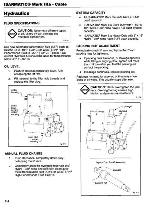 wiring diagram   western plowsite