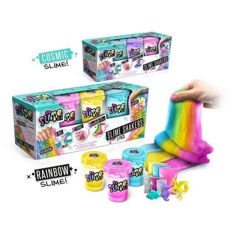 carrefour chambre bébé slime shaker 3 couleurs achat vente jeu de pâte à