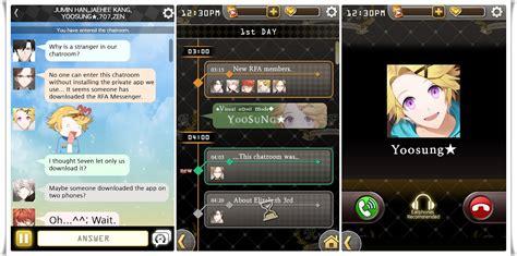 mystic messenger v1 8 1 apk androidiapa modded apk apps