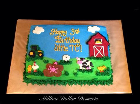30 Best Images About 3rd Birthday Cake On Pinterest