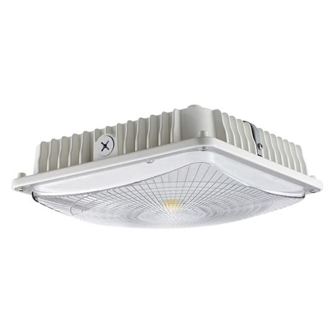 canape led canopy led light 45 watts white ultrathin 100w equiv